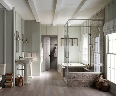Kohler Bancroft Bathroom at FergusonShowrooms.com
