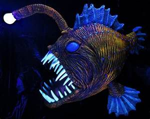 Prop Showcase: Angus the Angler Fish