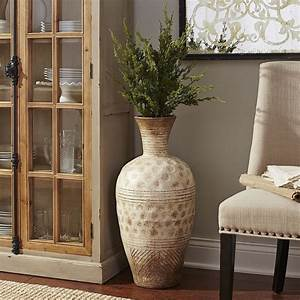 living room antiquw ivory carving stone living room vase With big vases for living room