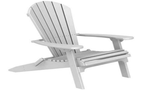 living accents white folding wood adirondack chair living room categories large modern living room ultra