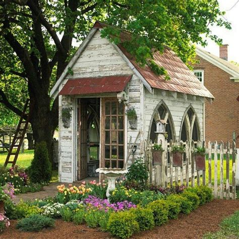 Pretty Sheds by 20 Pretty Chicken Coop Designs