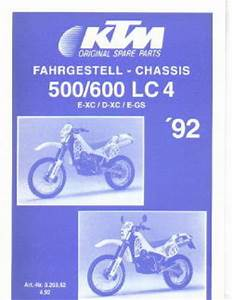 2017 Ktm 500 Workshop Manual