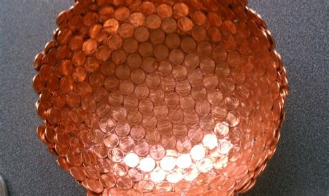 what are pennies made of copper bowl made of pennies pennies from heaven pinterest