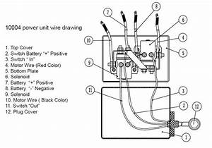 Badland Winches 3000 Pound Wiring Diagram  Engine  Wiring