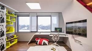 Coole Ideen Fürs Zimmer : coole zimmer ideen f r minimalistische kinderzimmer und moderne jugendzimmer mit kreativer ~ Bigdaddyawards.com Haus und Dekorationen