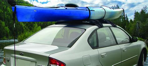 kayak carrier for car without roof rack malone handirack roof rack cosmecol