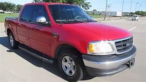 2002 Ford F150  Xlt  Super Crew  4 Door  74k Miles  Like