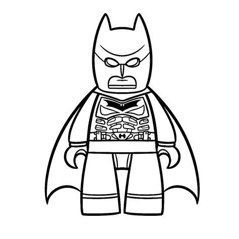Batman 3 Kleurplaat by Leuk Voor Lego Batman Kleurplaat