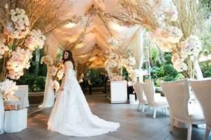 mariage decoration déco de mariage à l 39 extérieur archzine fr