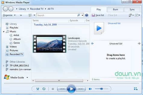 tải windows media player tr 236 nh nghe nhạc của microsoft vn