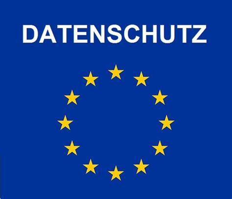 Eudatenschutzgrundverordnung 2018