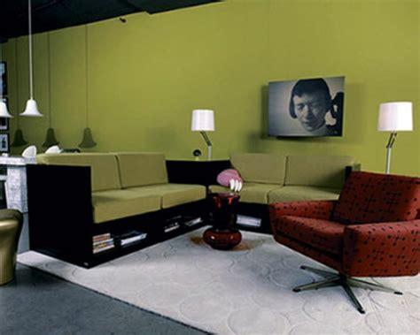 Wandfarbe Olivgrün Ist Im Trend!