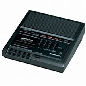 Panasonic Transcriber - RR-930 - MicroCassette RR930 ...