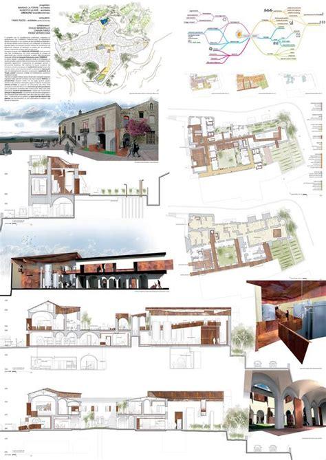 Impaginazione Tavole Concorso Architettura  Cerca Con
