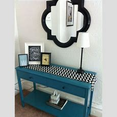 25+ Best Hall Table Decor Ideas On Pinterest  Foyer Table