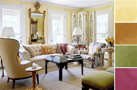 Decorating Ideas by 6 Color Palettes That Will Make You Rethink Pastels
