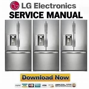 Lg Lfx31945st Service Manual  U0026 Repair Guide