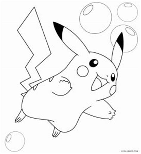 printable pikachu coloring pages  kids coolbkids