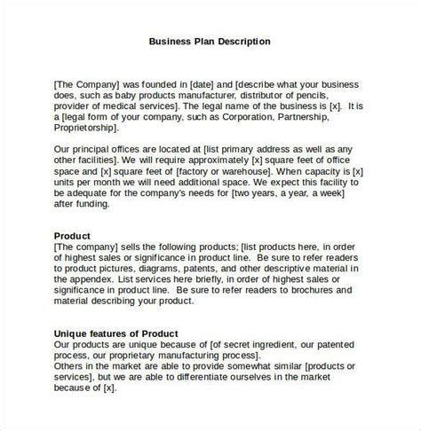 simple business plan template word business plan templates 43 exles in word free premium templates