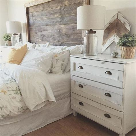 romantic rustic farmhouse master bedroom decorating ideas  dream home farmhouse master