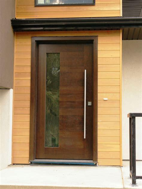 simple modern front doors   stunning modern home