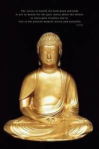 Buddha Sprüche Bilder : poster affisch buddha p ~ Orissabook.com Haus und Dekorationen