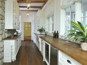 22 luxury galley kitchen design ideas pictures