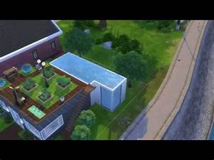 the sims 4 how to make a pool on the second floor youtube With how to make a second floor on sims freeplay