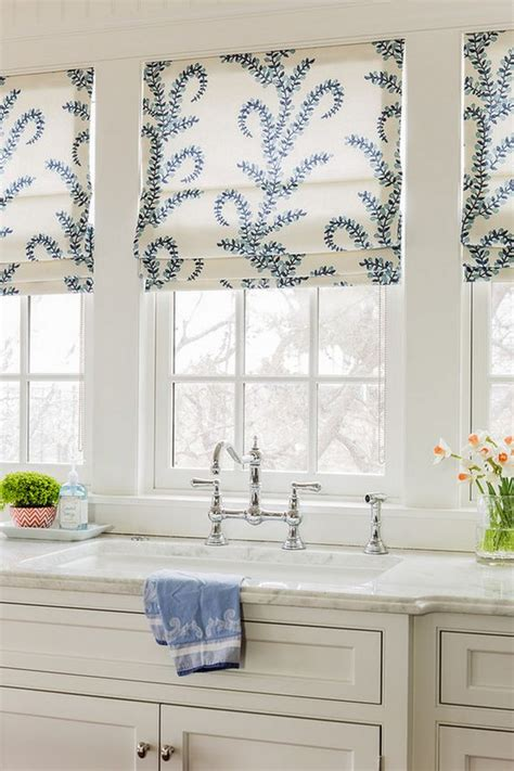 kitchen window blinds ideas 3 kitchen window treatment types and 23 ideas shelterness