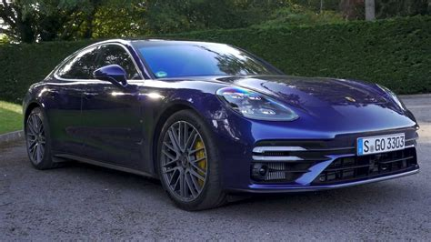 There isn't a dud in the pack, including the base model, which churns out 325 horsepower and starts below $100,000. Watch 2021 Porsche Panamera Turbo S Do 0-60 MPH In 3.3 Seconds - Eminetra