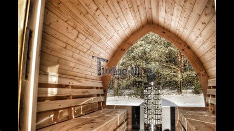 saune da giardino saune da giardino in legno esterna in vendita timberin