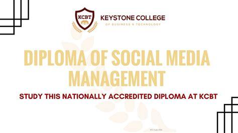 Diploma Of Social Media Marketing by 10118nat Diploma Of Social Media Marketing At Keystone