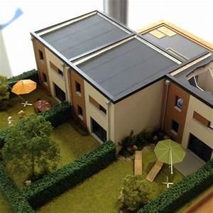 Connaitre Orientation Maison : maison cube ptf nord ~ Premium-room.com Idées de Décoration