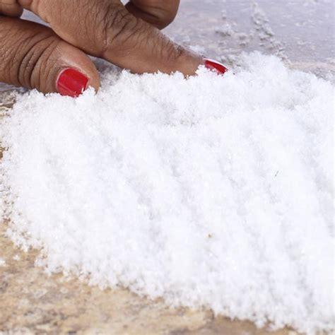 shredded styrofoam artificial snow snow snowflakes