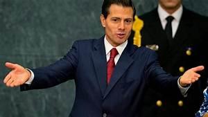 Report that Mexican President Enrique Pena Nieto ...