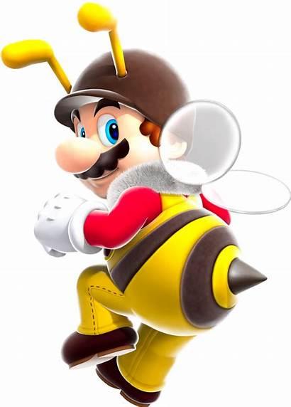 Mario Super Bee Galaxy Nintendo Outfit Sega