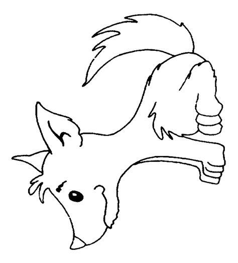 dessin de loup assis coloriage dans la foret loups 1 224 colorier allofamille