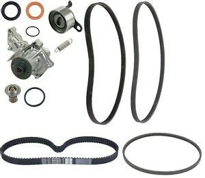 Toyota Corolla Timing Belt Water Pump