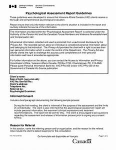psychological assessment report With psychiatrist report template