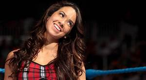 AJ Lee height, weight, age. Body measurements.