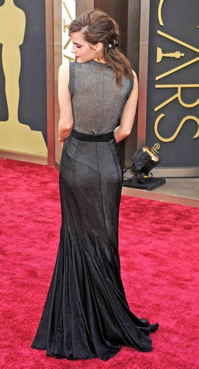 The Oscar Gowns With Best Back Views Ever
