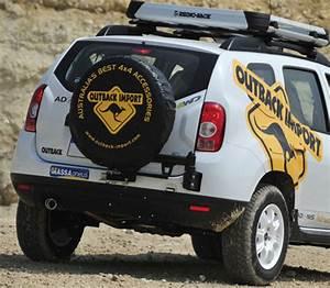 Dacia Accessoires Duster : dacia duster porte roue duster porteroue rasta sur chassis accessoires rando equipement ~ Melissatoandfro.com Idées de Décoration
