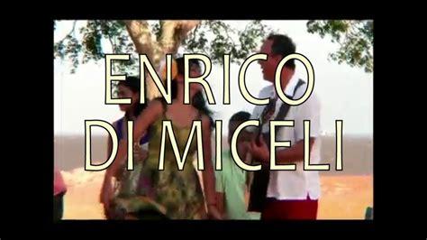 foto de Enrico de Miceli no Barzin YouTube