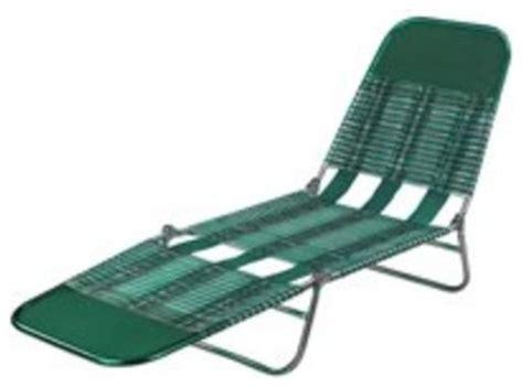 worldwide sourcing s65002 g pvc folding lounge green