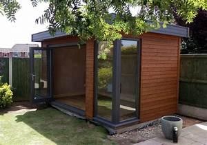 Garden offices tunstall garden buildings for Garden office