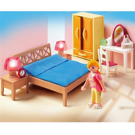 chambre playmobil playmobil grande mansion parents 39 bedroom 5331