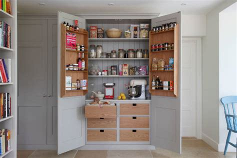 built in pantry 12 pantry cabinet designs ideas design trends