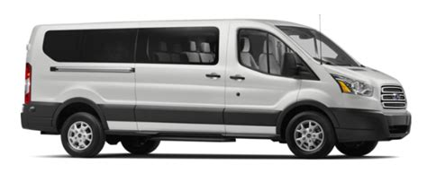 passenger van fast affordable chauffeur service