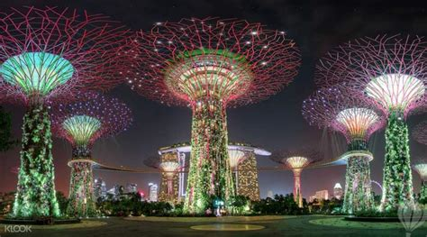 bay by the garden gardens by the bay singapore ticket klook
