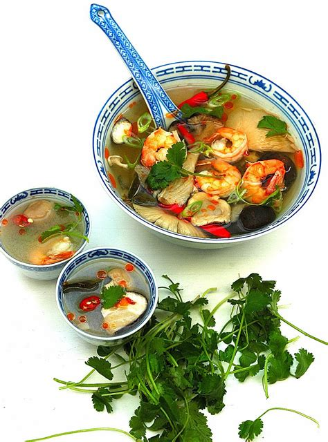 authentic cuisine authentic food tom yum goong my easy cooking